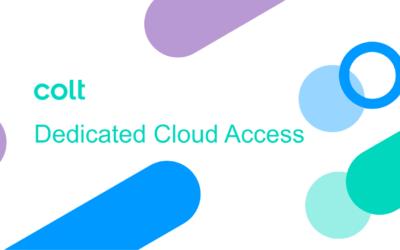 Colt Dedicated Cloud Access
